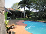Hluhluwe Guest House - Swimming Pool area