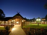 Midgard Country Estate - Boma at Night