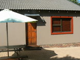 African Moon Corporate Guest House - Outside Units