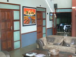 African Moon Corporate Guest House - Lounge Area