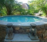 Masodini  Game Lodge - Pool