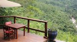 Tanamera Lodge - Main lodge deck