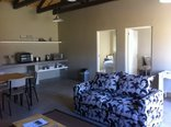 Saronsberg Vineyard Cottage - kitchen/living area unit 15