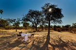 Mokuti Etosha Lodge - Bush breakfast