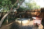 Zebula House 33 - Boma and braai area