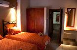 Mata Mata Restcamp - Kgalagadi Park - Riverfront Chalet - Bedroom