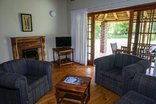 Coral Tree Cottages - Two bedroom cottage - lounge
