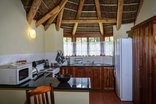 Coral Tree Cottages - Two bedroom cottage - kitchen