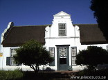 Architectural Styles in Paarl