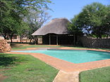 Kwamahla Conference Centre and Game Lodge - Swimming Pool and Lapa