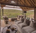 Kwandwe Private Game Reserve - Great Fish River Lodge - Guest Lounge