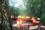 Shikwari Game Reserve - Shikwari Deck Boma