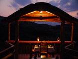 Eco Eden Bush Lodge - Boma dinner