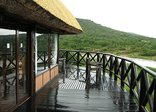 Hluhluwe-Imfolozi Game Reserve - Bush Lodge