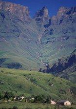 Injisuthi - Drakensberg - Injisuthi in the Drakensberg