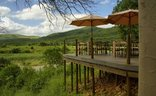 Mpila Camp - Hluhluwe-Imfolozi Game Park - Nselweni Bush Camp viewing deck