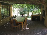 Keisie Cottages - Gooseberry House Braai