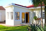 Constantia Cottages - Junior-Suite Pinotage - View from Garden