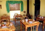 Blue Mountain Guest House - Sunny breakfast rooms