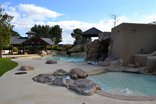 Pearl Valley Golf Estate - Golf Safari SA - Pool and kiddies pool with water slide