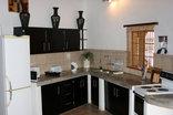 Bushriver Lodge - Marula Rondawel Kitchen