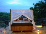 Pezulu Tree House Game Lodge - Balcony Dream Treehouse