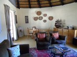 Shikwari Game Reserve - Communal Lounge at Pangolin