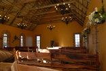 Andanté Game Farm - Inside the Wedding Chapel