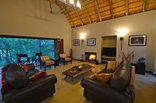 Raptor Retreat Game Lodge - Lounge Area - Main Lodge