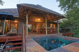 Raptor Retreat Game Lodge - Rhino Cottage - Self Catering Unit