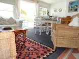 Eastbury  Cottage Self Catering and B&B - Loft dining and living with kitchenette