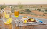 Kgalagadi Lodge - Food and drink