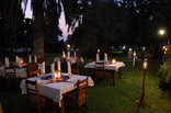 Vreugde Guest Farm - Outdoor dining