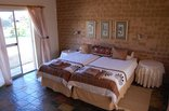 Vreugde Guest Farm - Twin room interior