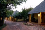 Protea Ridge Guest Cottages & Conference Centre - Walkway down to the Executive Cottages