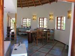 Casa Babi - self catering living room and kitchennette