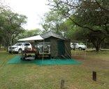 Andanté Game Farm - Caravan Park