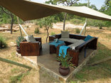 Ama Amanzi Bush Lodge - Lounge