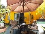 Queensburgh Bed and Breakfast or Self Catering - Main Cottage Veranda