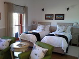 Montagu Vines - Luxury Twin Bed Garden Room