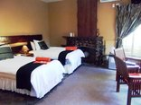 Acre of Africa Guesthouse - Twin rooms