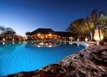 Thaba Khaya Lodge - The lapa