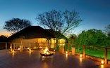 Thaba Khaya Lodge - Front dining area