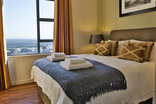 Westpoint Executive Suites - Second Bedroom - Double Bed