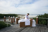 Kennedys Beach Villa - Massages on the deck