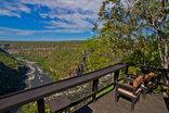 Taita Falcon Lodge - Viewing Deck