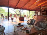 Masodini  Game Lodge - Viewing Deck and Bar