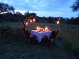 Masodini  Game Lodge - Romantic Dinner