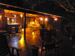 Masodini  Game Lodge - Viewing Deck by night