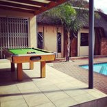 Gold Reef Lodge - Patio